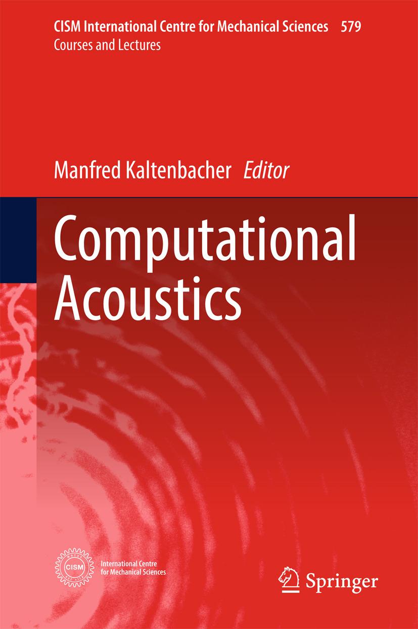 Kaltenbacher, Manfred - Computational Acoustics, ebook