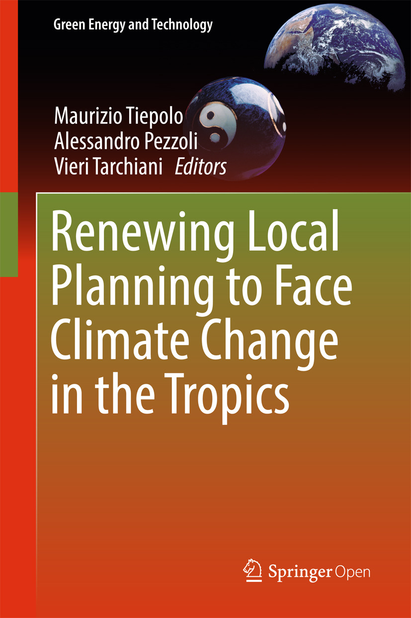 Pezzoli, Alessandro - Renewing Local Planning to Face Climate Change in the Tropics, ebook