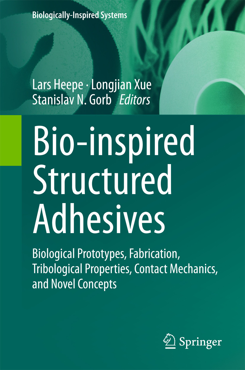 Gorb, Stanislav N. - Bio-inspired Structured Adhesives, ebook