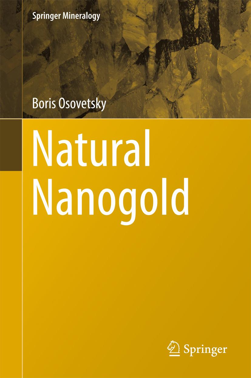 Osovetsky, Boris - Natural Nanogold, ebook