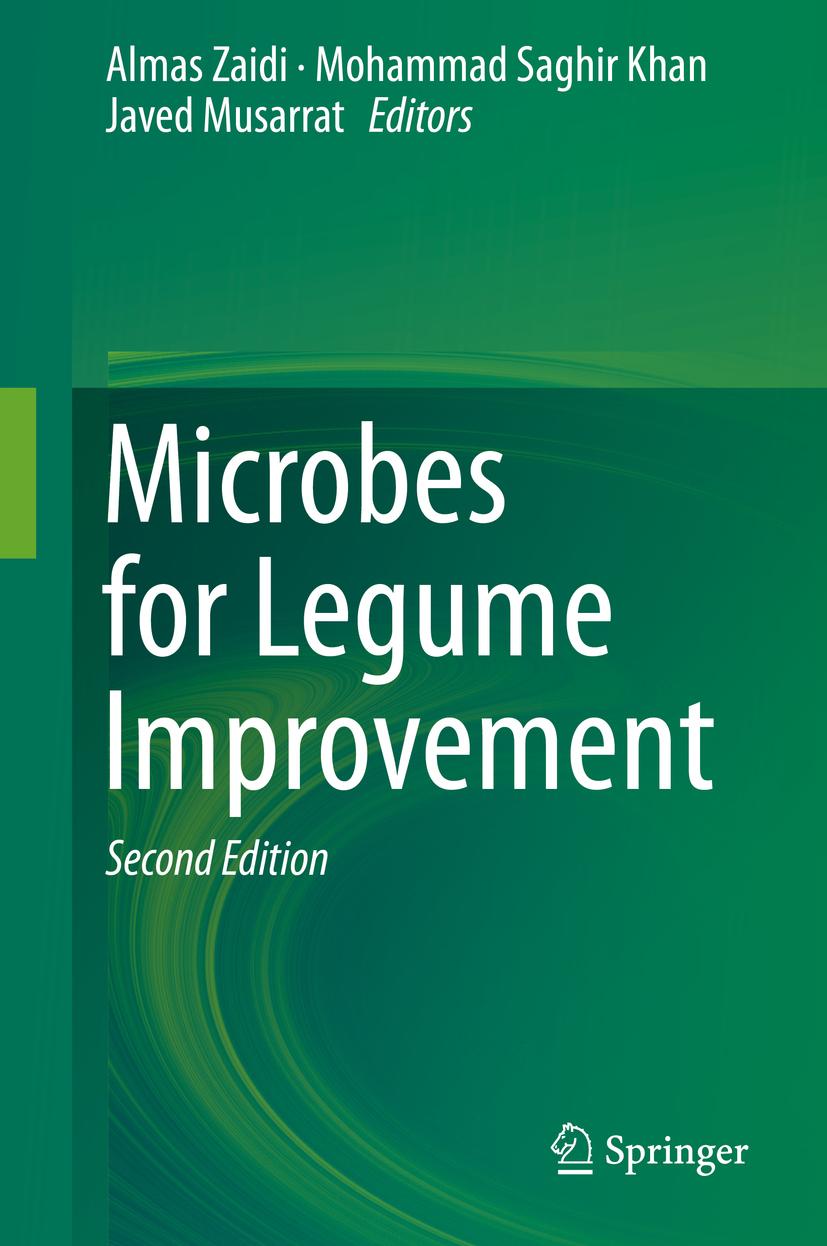 Khan, Mohammad Saghir - Microbes for Legume Improvement, ebook