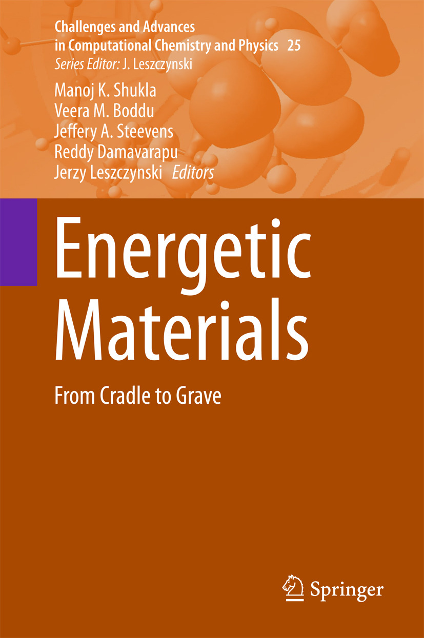 Boddu, Veera M. - Energetic Materials, ebook