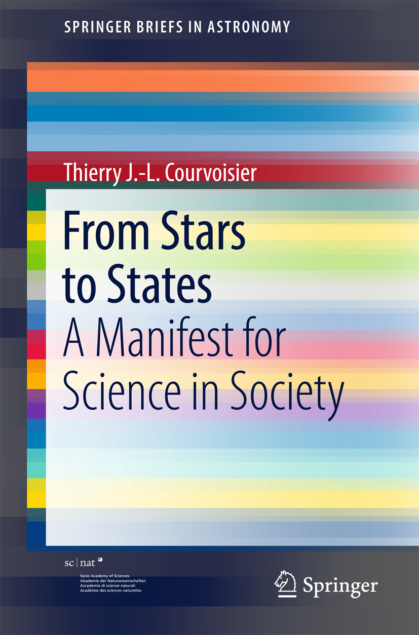 Courvoisier, Thierry J.-L. - From Stars to States, e-kirja
