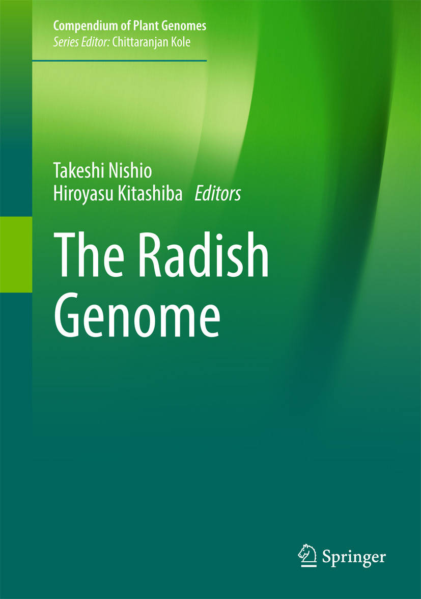 Kitashiba, Hiroyasu - The Radish Genome, ebook