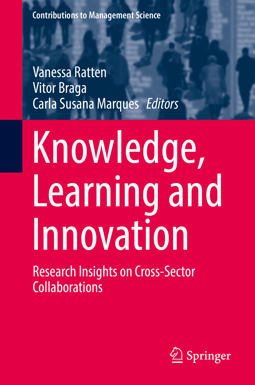 Braga, Vitor - Knowledge, Learning and Innovation, ebook