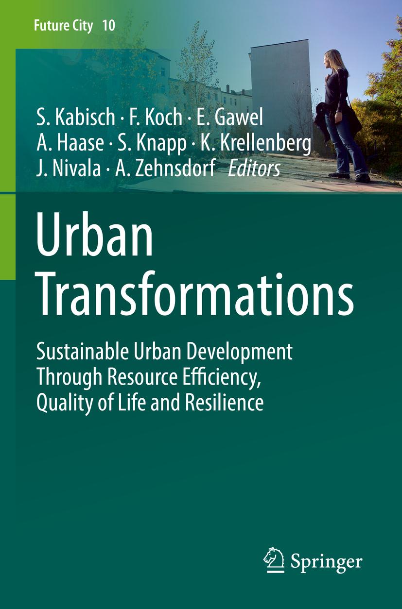 Gawel, Erik - Urban Transformations, ebook
