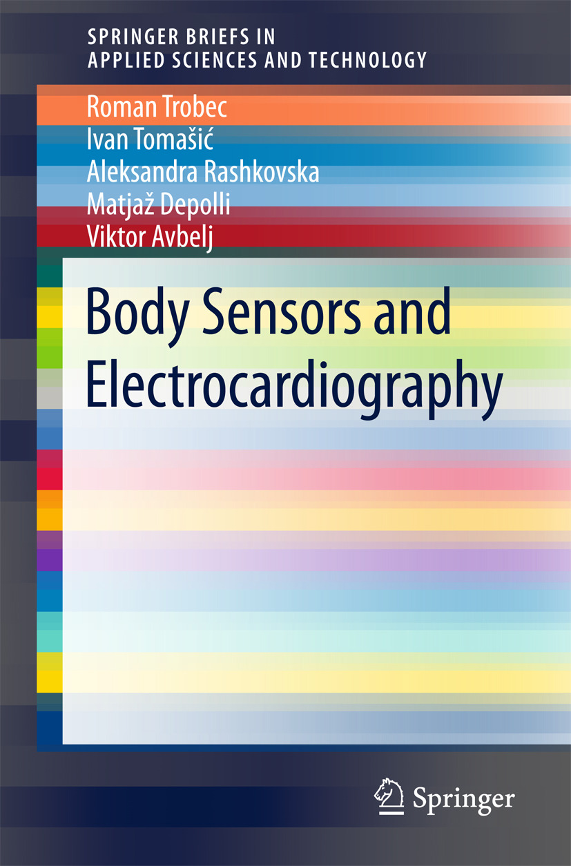 Avbelj, Viktor - Body Sensors and Electrocardiography, ebook