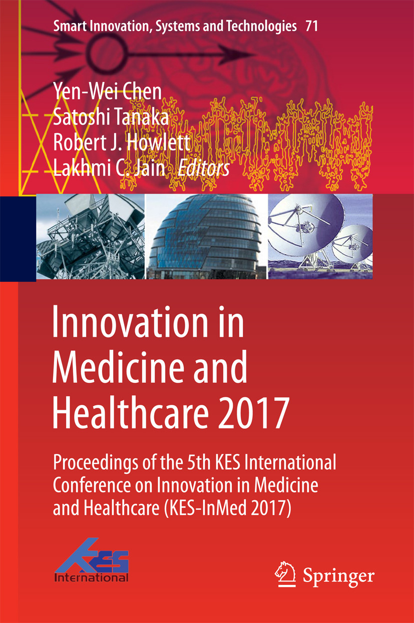 Chen, Yen-Wei - Innovation in Medicine and Healthcare 2017, ebook