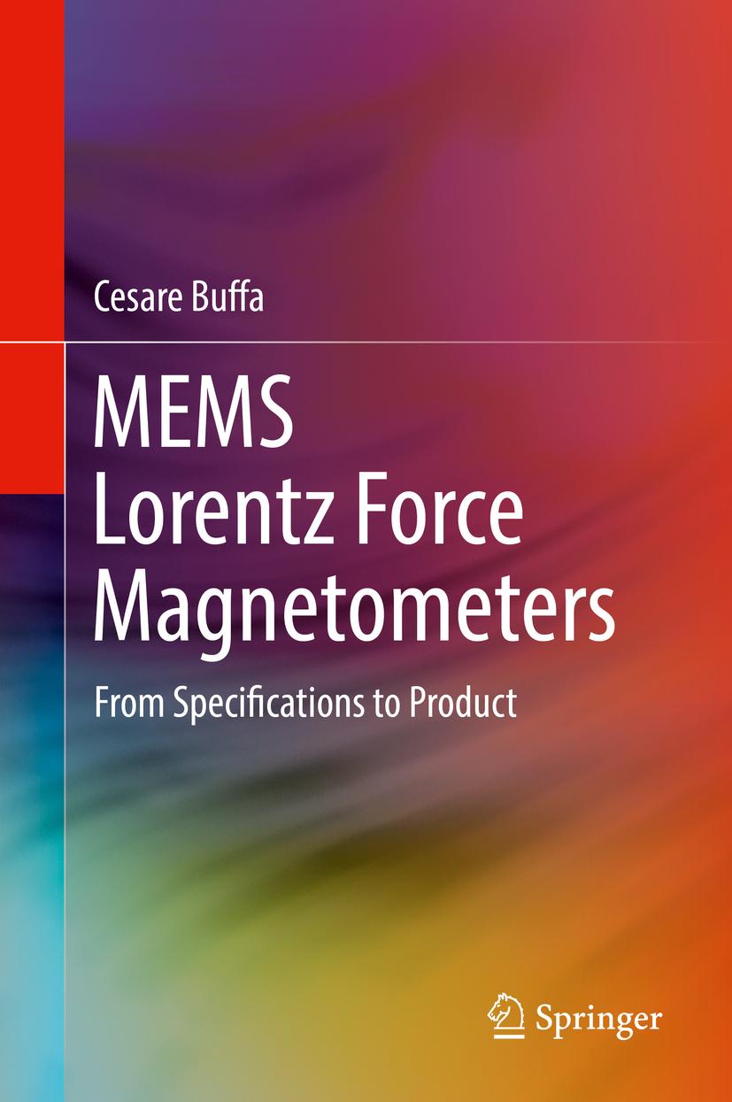 Buffa, Cesare - MEMS Lorentz Force Magnetometers, ebook