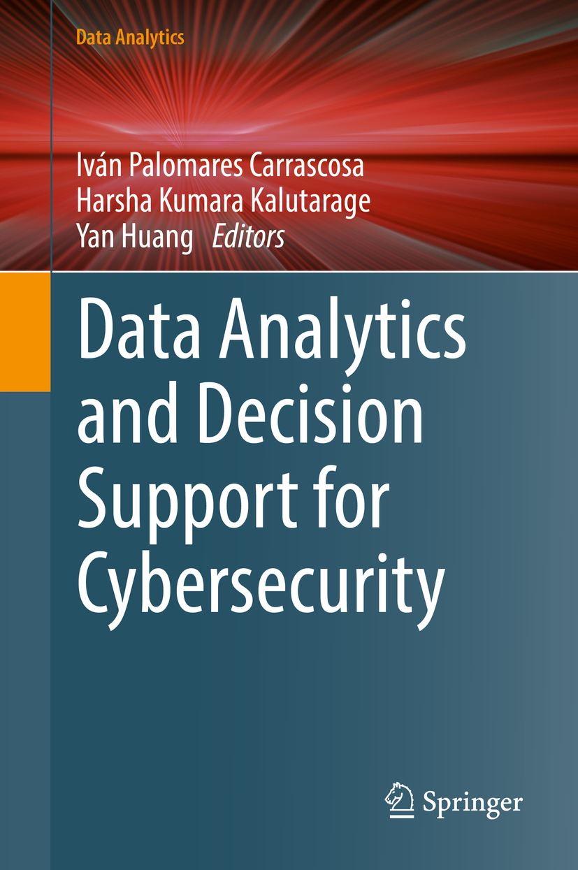 Carrascosa, Iván Palomares - Data Analytics and Decision Support for Cybersecurity, ebook