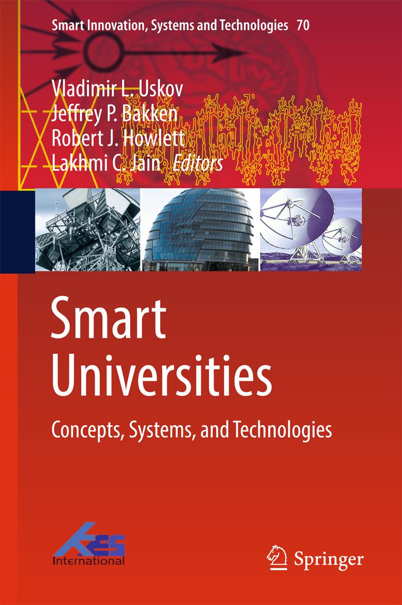 Bakken, Jeffrey P. - Smart Universities, ebook