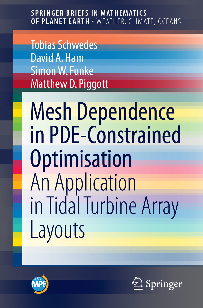 Funke, Simon W. - Mesh Dependence in PDE-Constrained Optimisation, ebook
