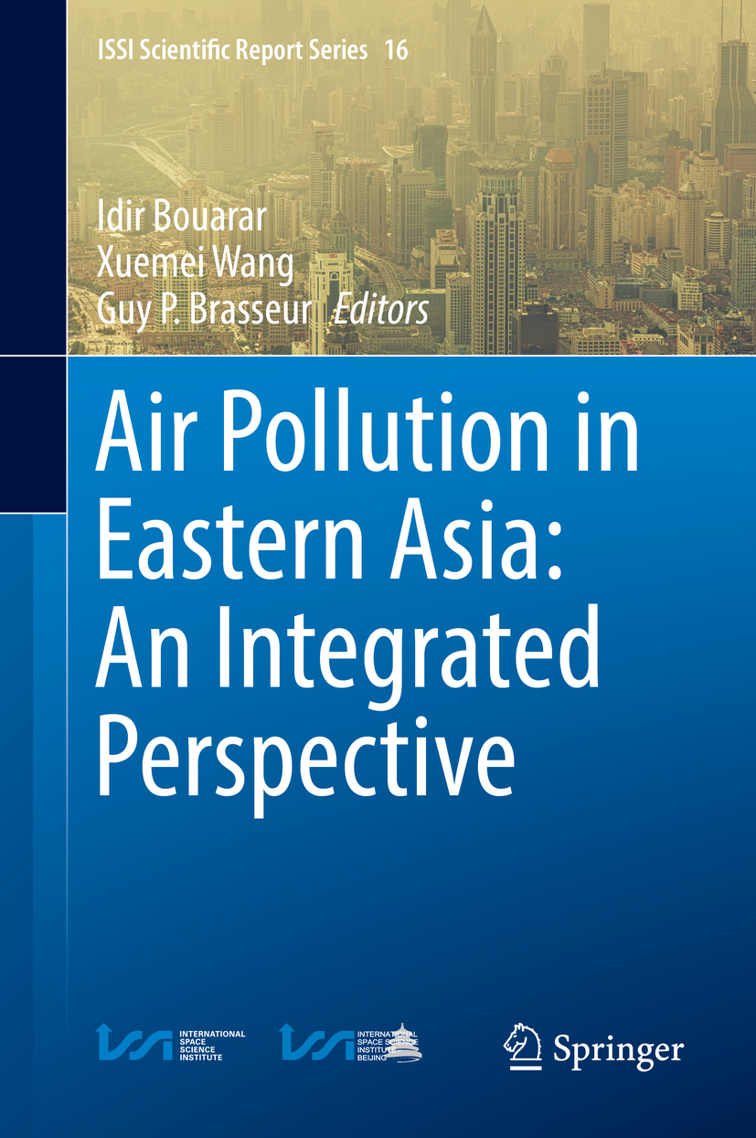 Bouarar, Idir - Air Pollution in Eastern Asia: An Integrated Perspective, ebook