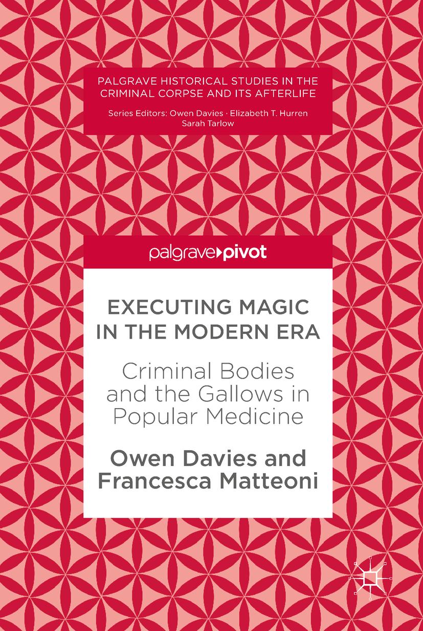 Davies, Owen - Executing Magic in the Modern Era, ebook