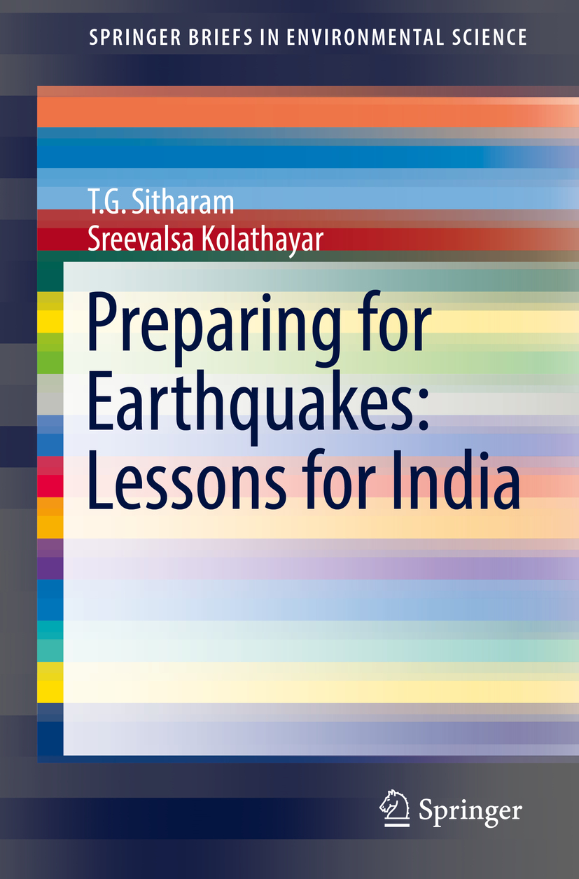 Kolathayar, Sreevalsa - Preparing for Earthquakes: Lessons for India, ebook
