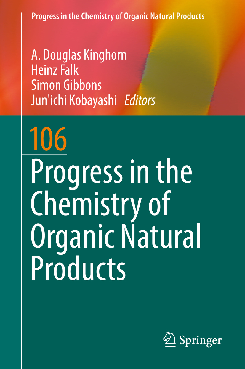 Falk, Heinz - Progress in the Chemistry of Organic Natural Products 106, ebook