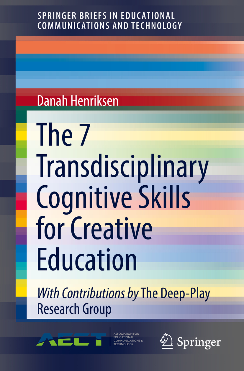 Henriksen, Danah - The 7 Transdisciplinary Cognitive Skills for Creative Education, ebook