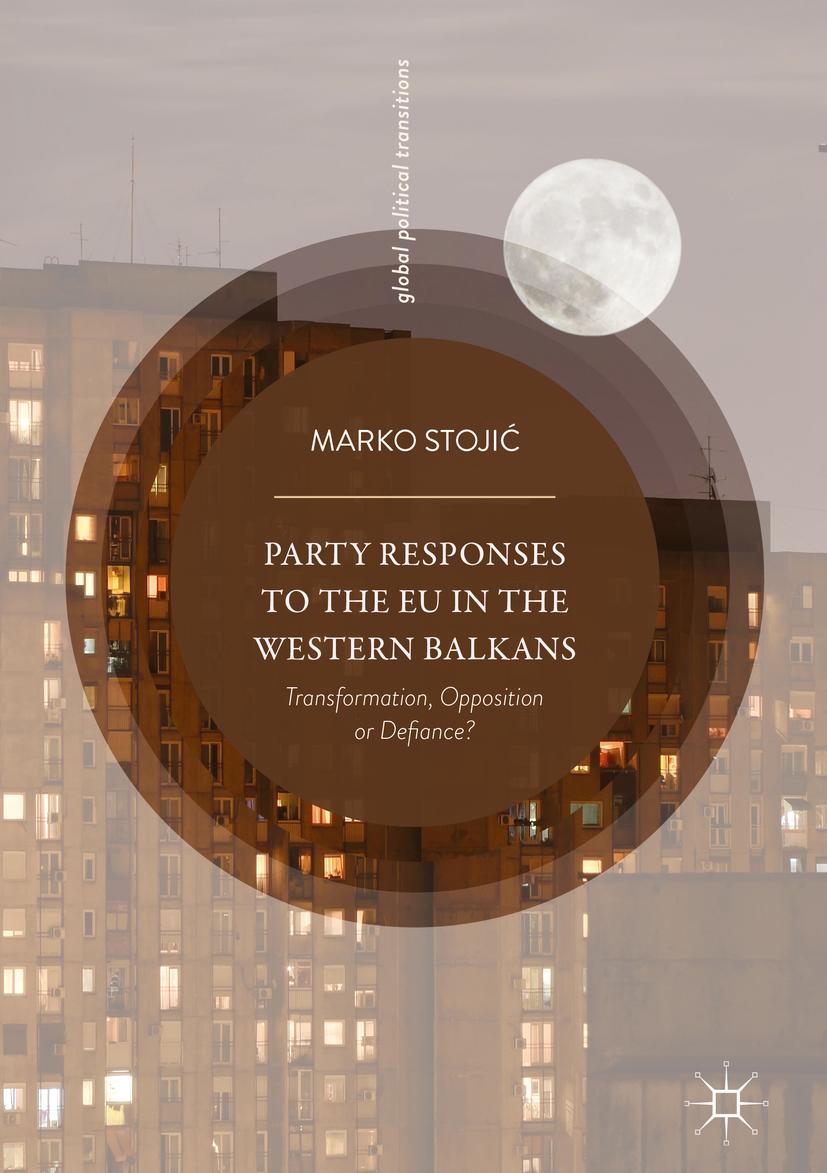 Stojić, Marko - Party Responses to the EU in the Western Balkans, ebook