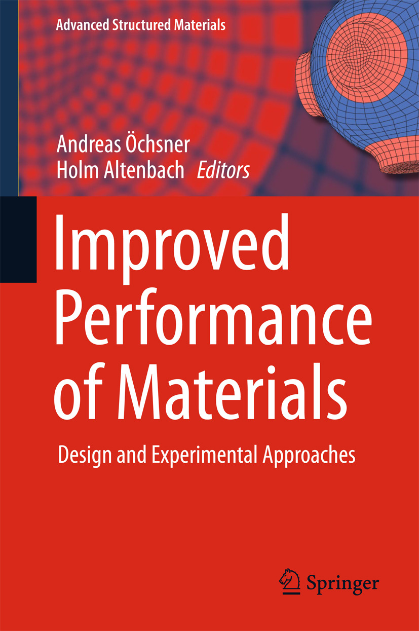 Altenbach, Holm - Improved Performance of Materials, ebook