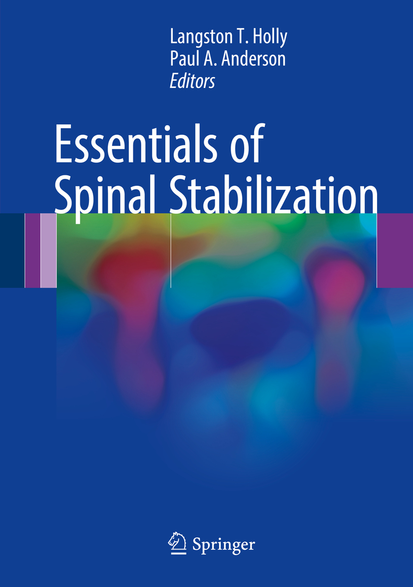Anderson, Paul A. - Essentials of Spinal Stabilization, ebook