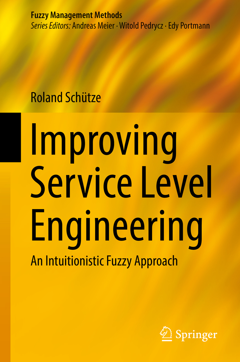 Schütze, Roland - Improving Service Level Engineering, ebook