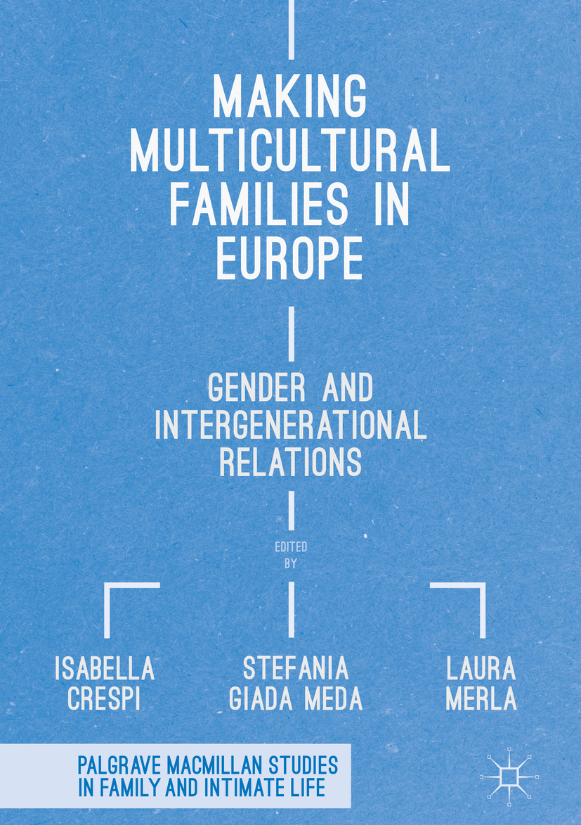 Crespi, Isabella - Making Multicultural Families in Europe, e-kirja