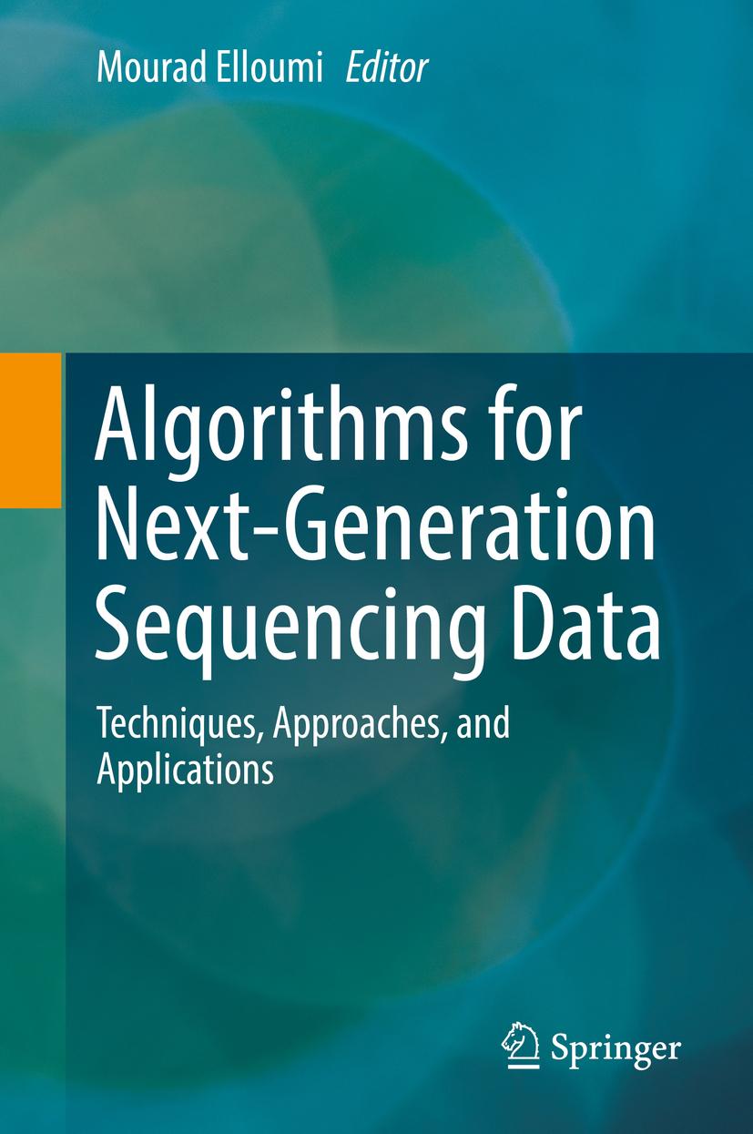 Elloumi, Mourad - Algorithms for Next-Generation Sequencing Data, ebook