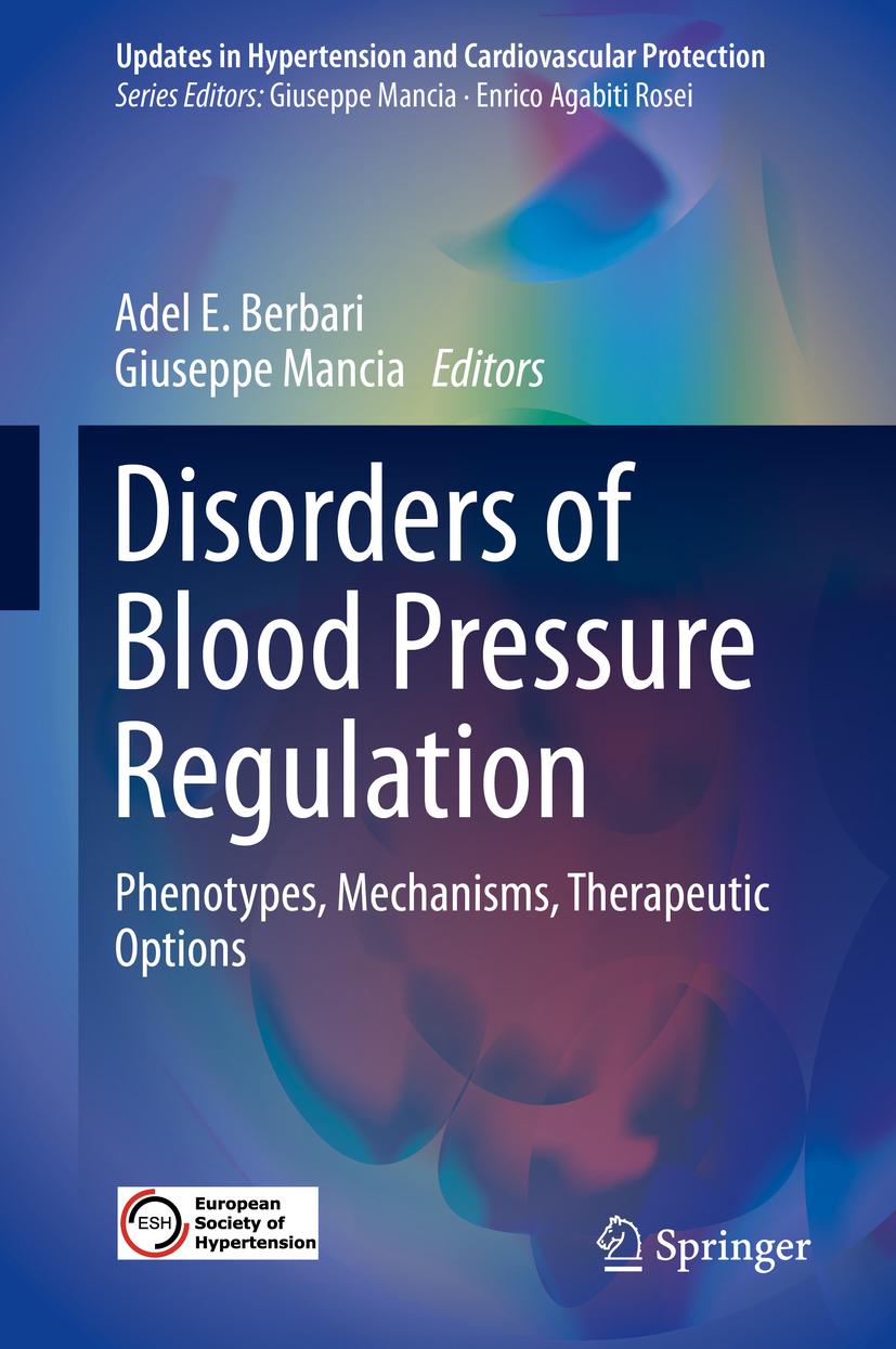 Berbari, Adel E. - Disorders of Blood Pressure Regulation, ebook