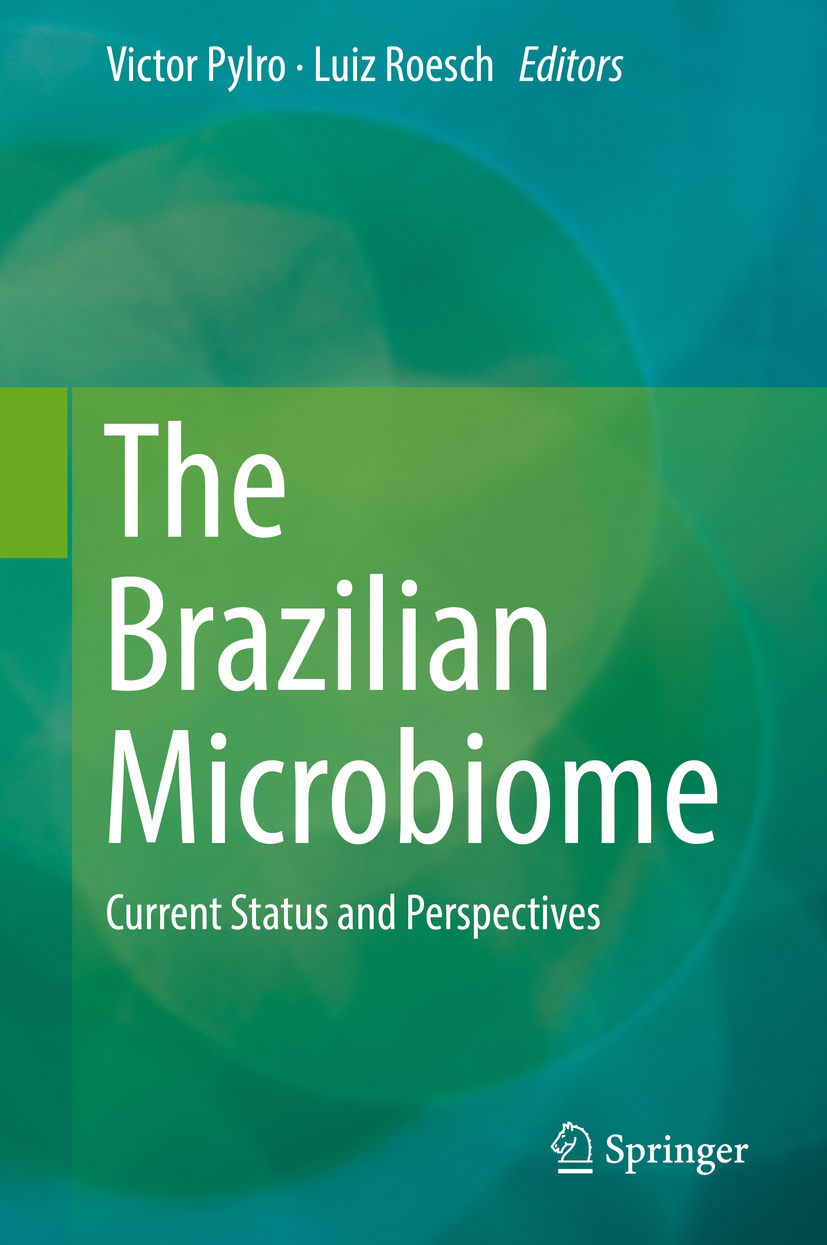 Pylro, Victor - The Brazilian Microbiome, ebook