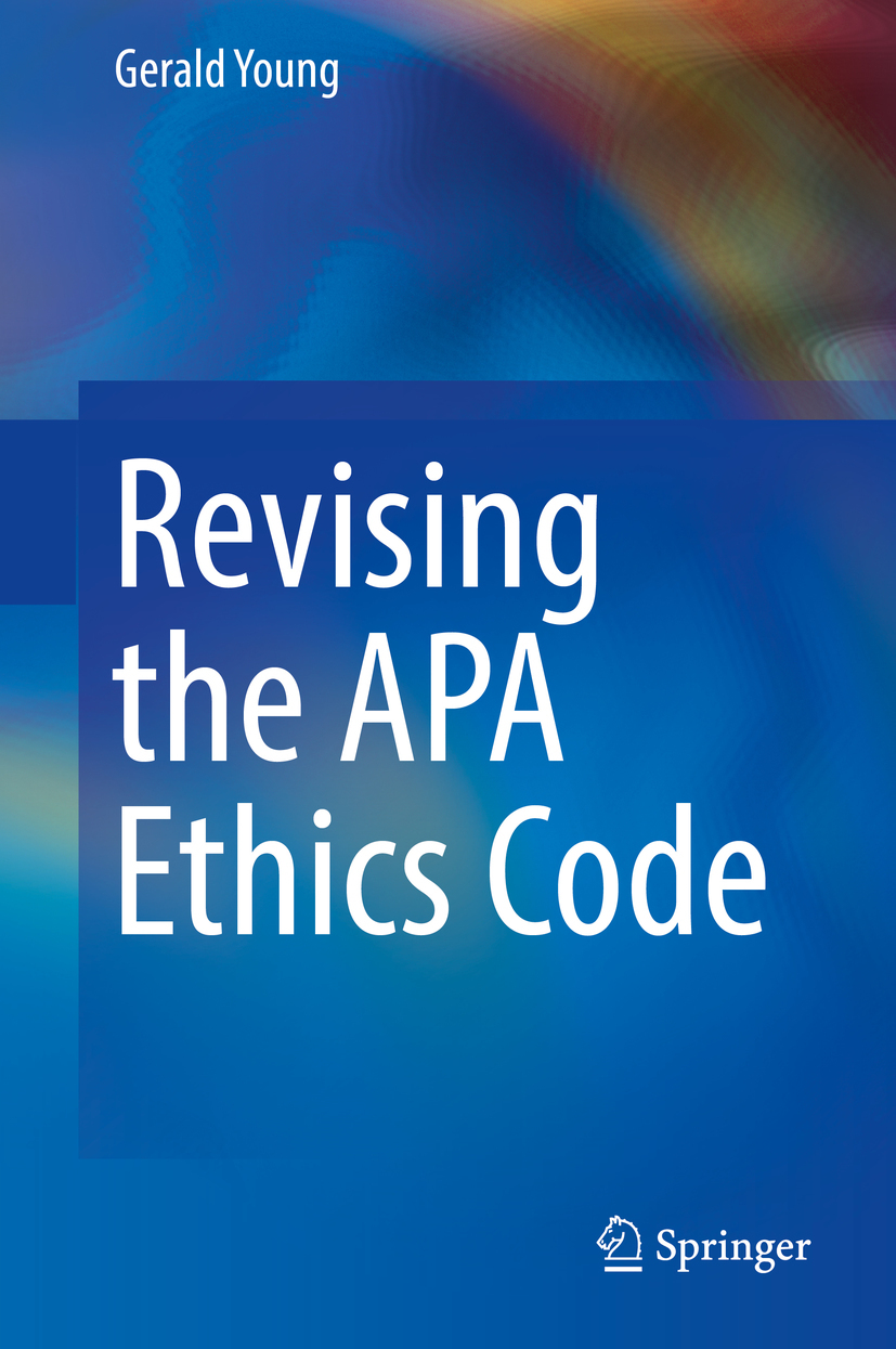Young, Gerald - Revising the APA Ethics Code, ebook