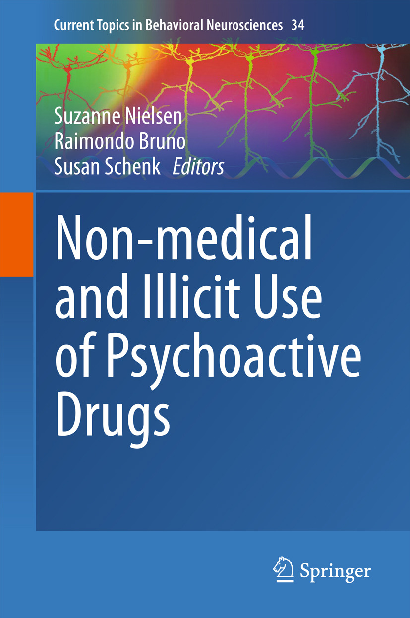 Bruno, Raimondo - Non-medical and illicit use of psychoactive drugs, ebook