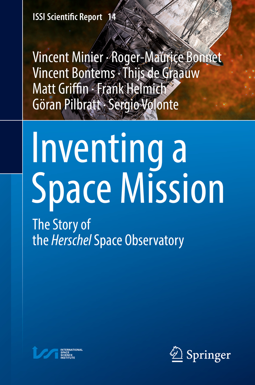 Bonnet, Roger-Maurice - Inventing a Space Mission, ebook
