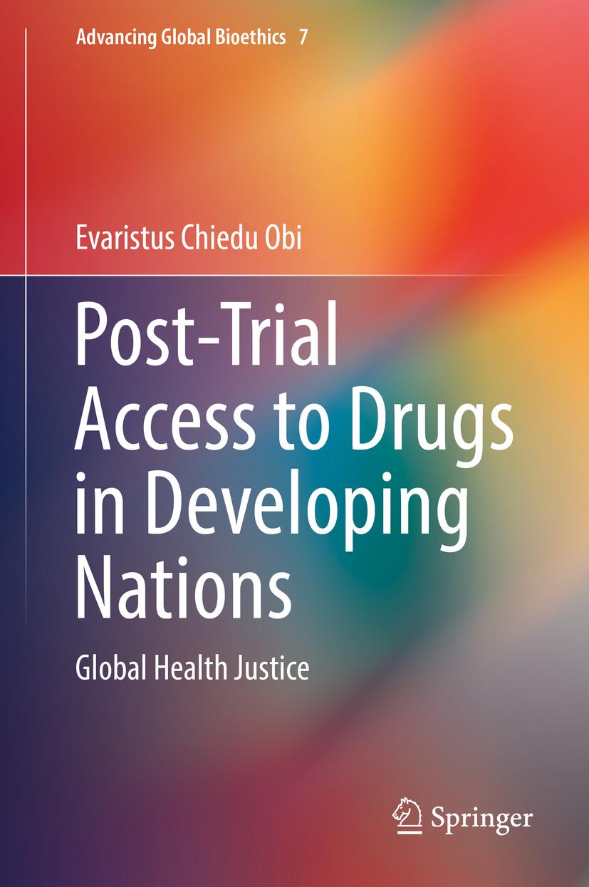 Obi, Evaristus Chiedu - Post-Trial Access to Drugs in Developing Nations, ebook