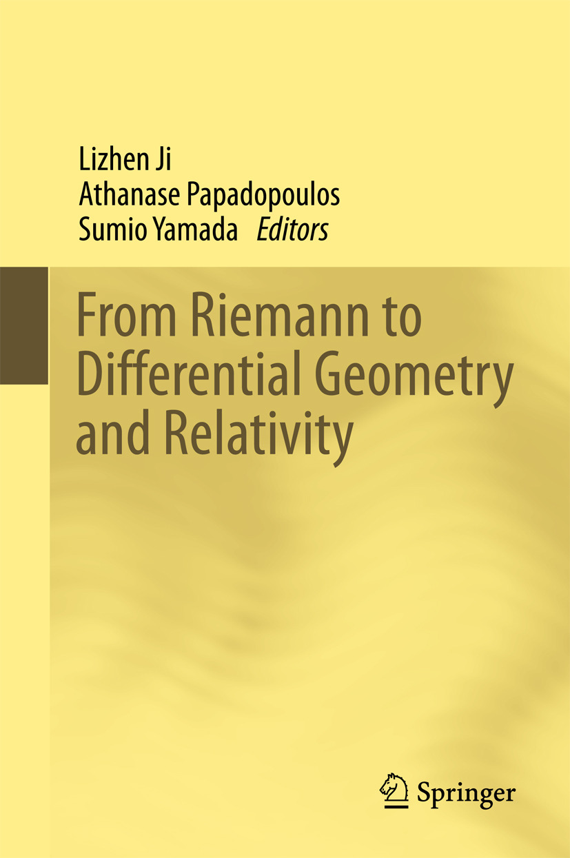 Ji, Lizhen - From Riemann to Differential Geometry and Relativity, ebook