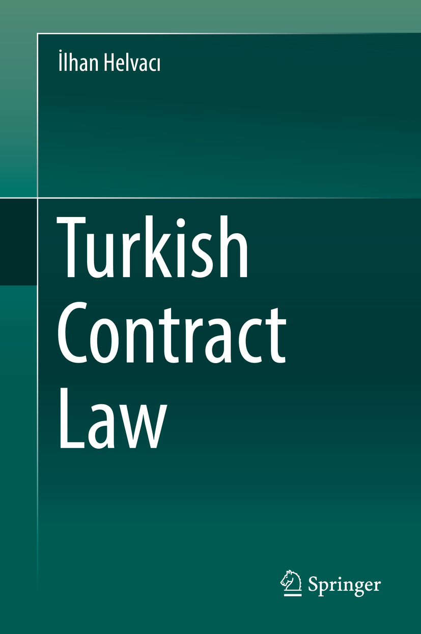 Helvacı, İlhan - Turkish Contract Law, ebook