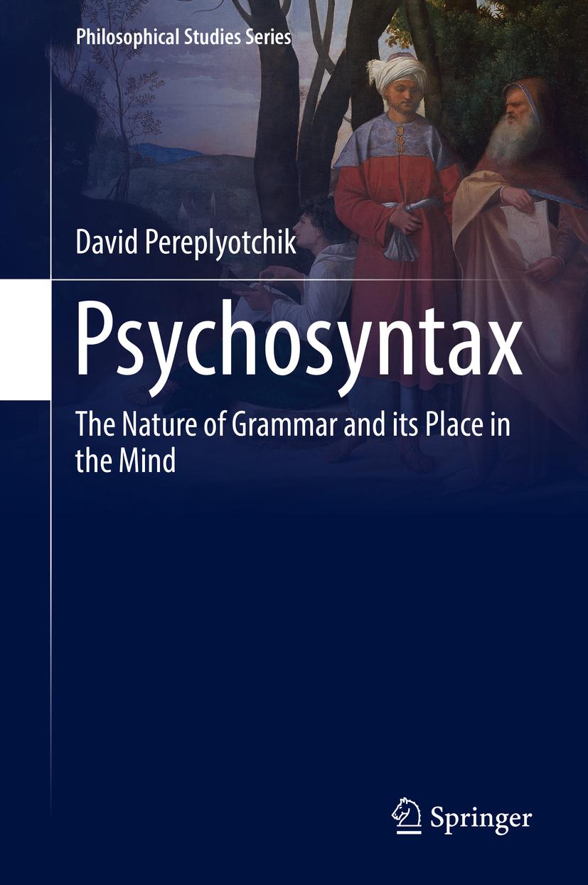 Pereplyotchik, David - Psychosyntax, ebook