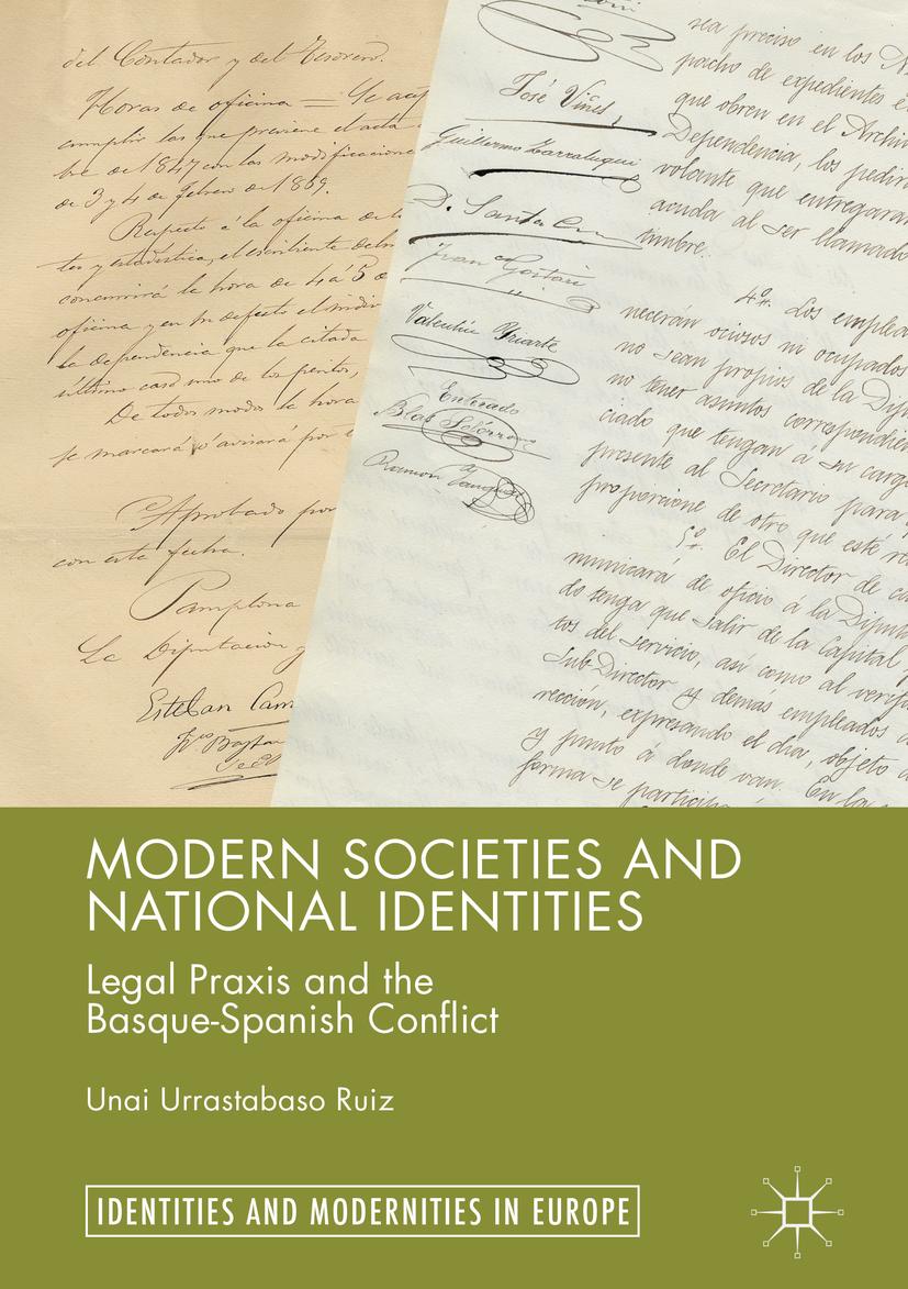 Ruiz, Unai Urrastabaso - Modern Societies and National Identities, ebook