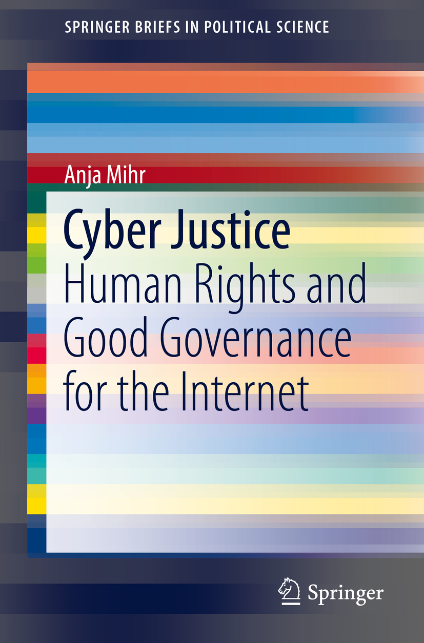 Mihr, Anja - Cyber Justice, ebook