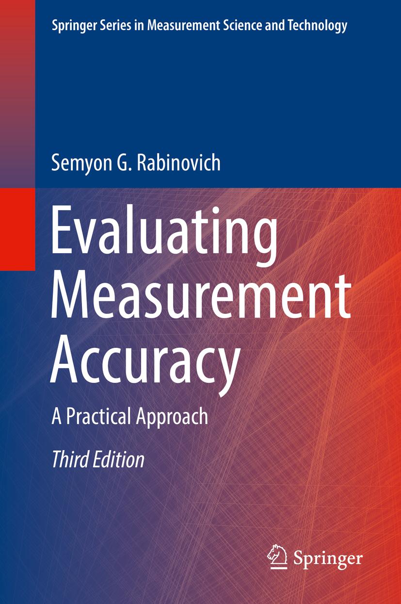 Rabinovich, Semyon G. - Evaluating Measurement Accuracy, ebook