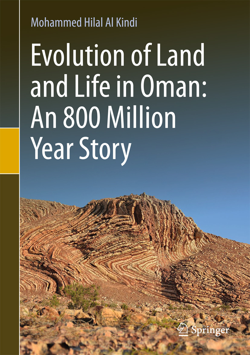 Kindi, Mohammed Hilal Al - Evolution of Land and Life in Oman: an 800 Million Year Story, ebook