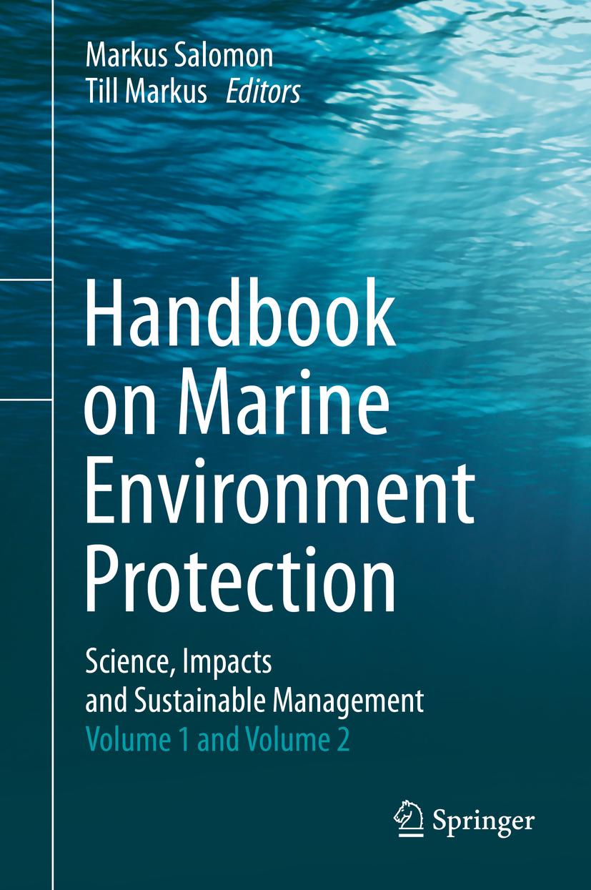 Markus, Till - Handbook on Marine Environment Protection, ebook