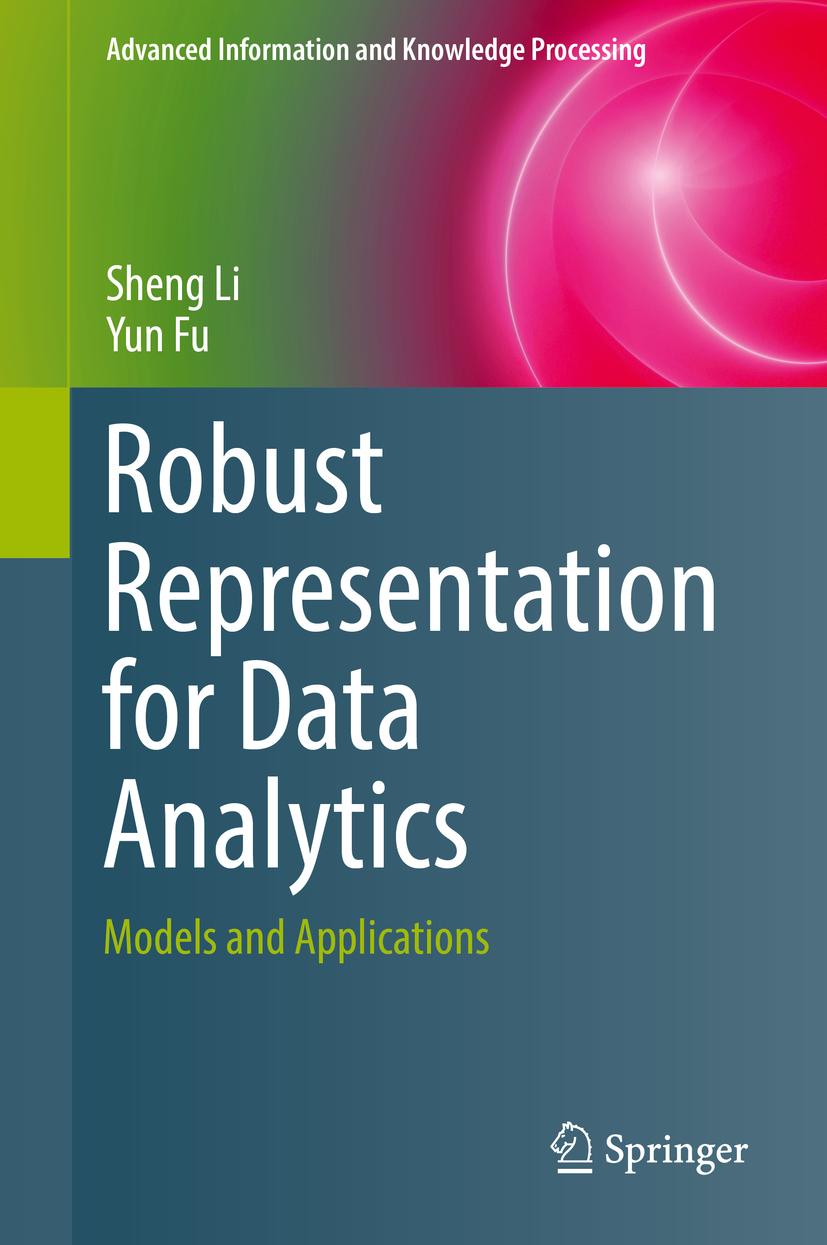 Fu, Yun - Robust Representation for Data Analytics, ebook