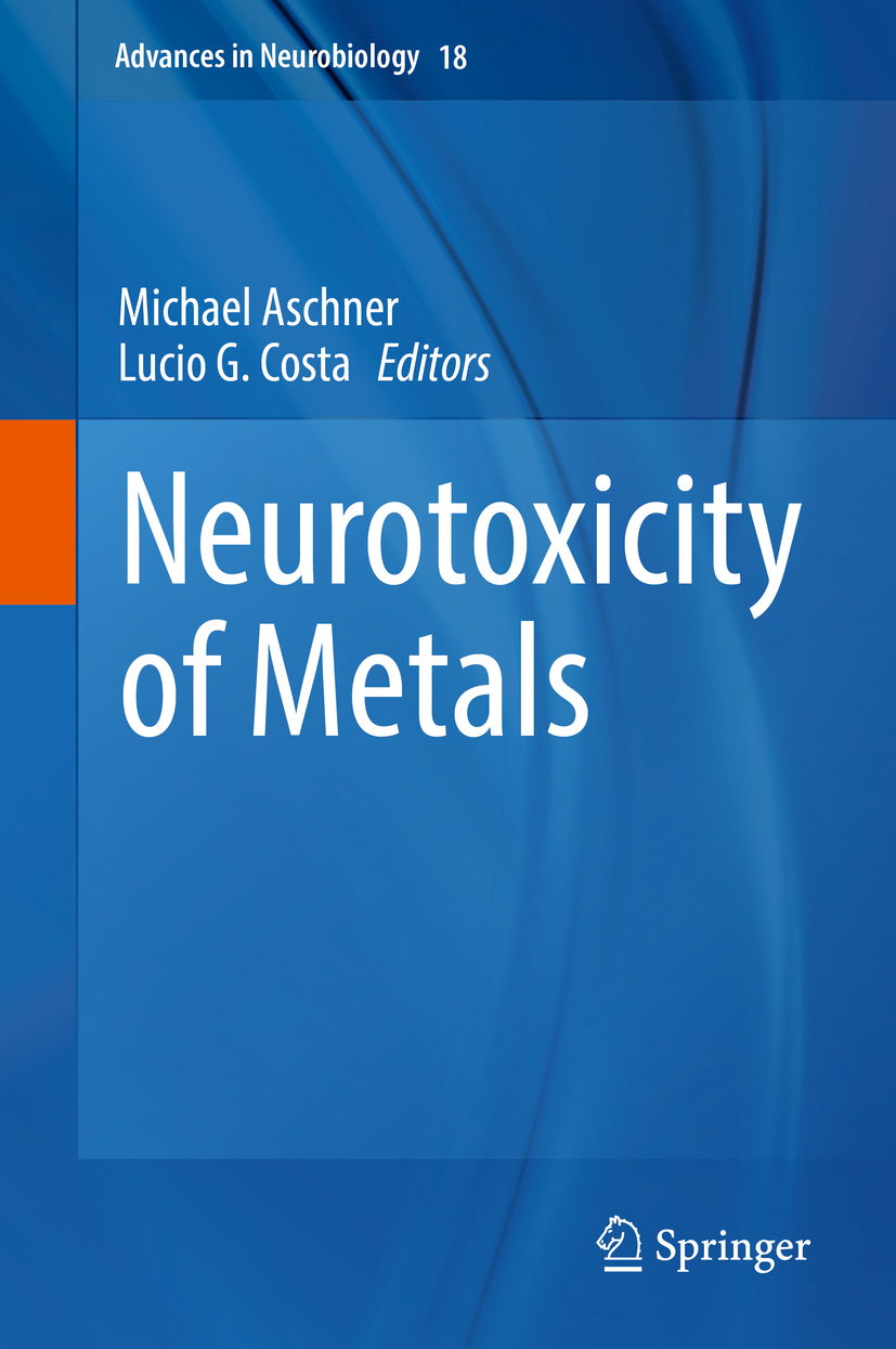 Aschner, Michael - Neurotoxicity of Metals, ebook