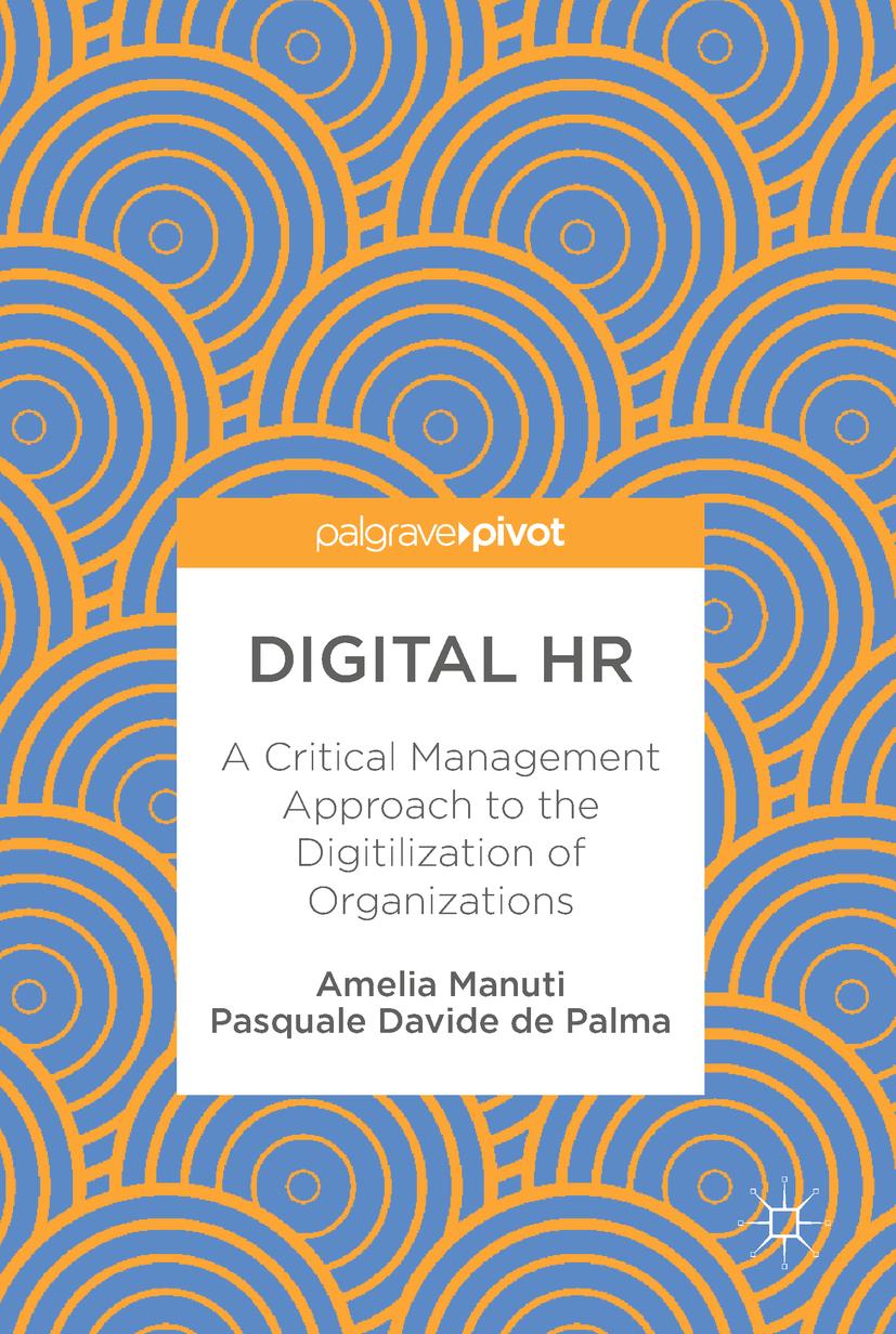 Manuti, Amelia - Digital HR, ebook
