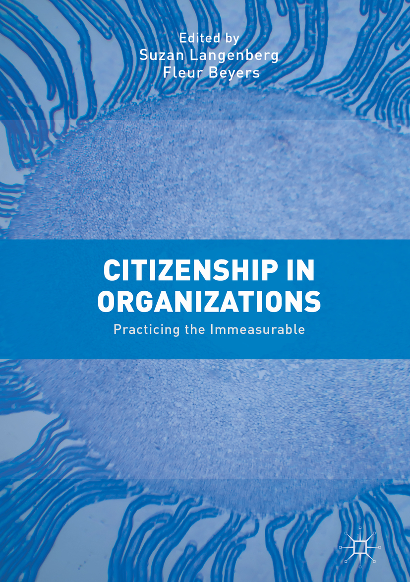 Beyers, Fleur - Citizenship in Organizations, ebook