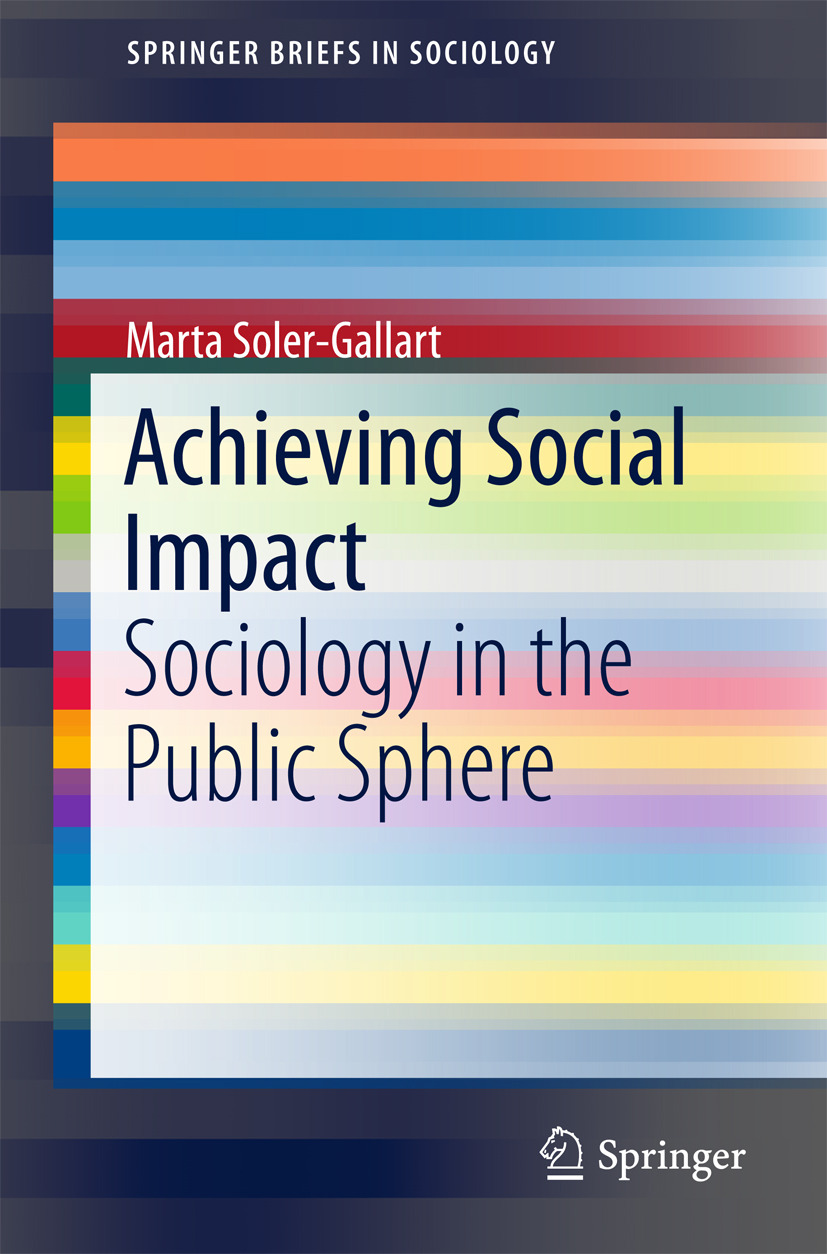 Gallart, Marta Soler - Achieving Social Impact, ebook