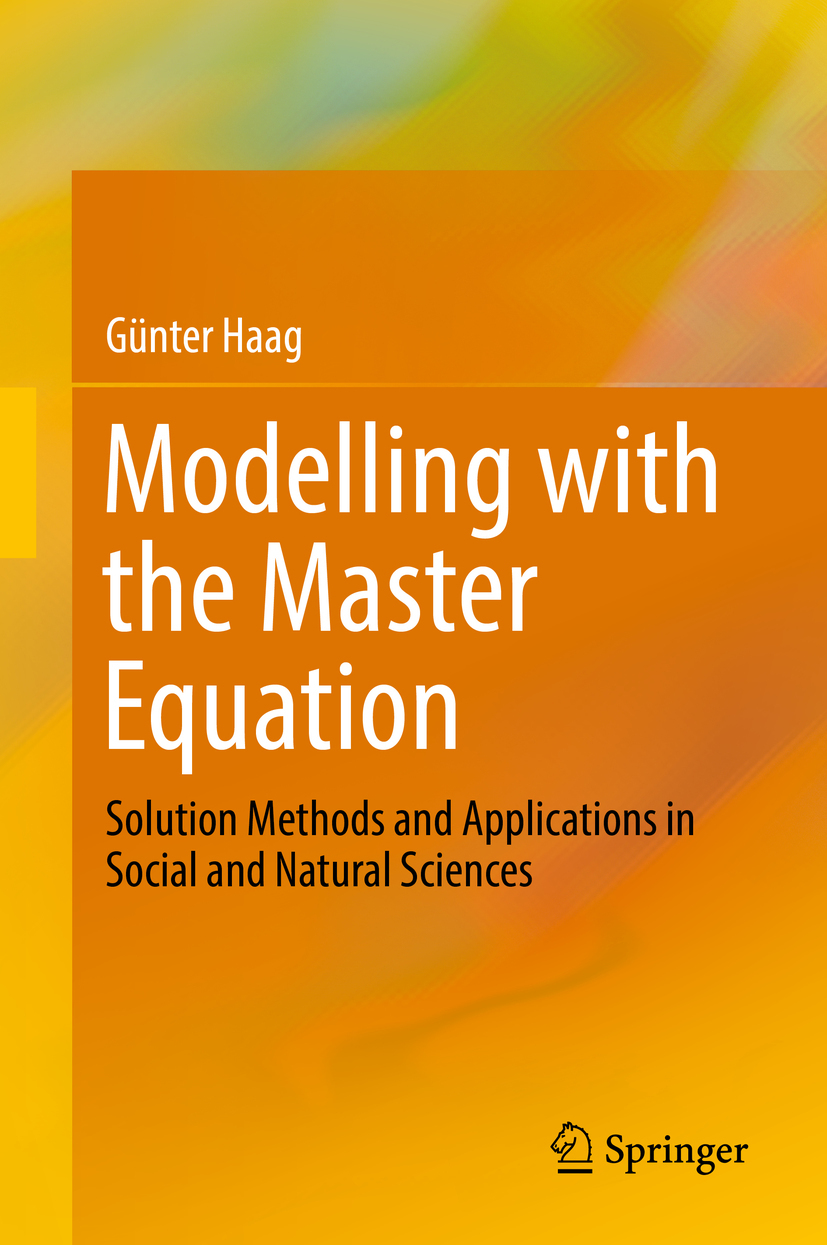 Haag, Günter - Modelling with the Master Equation, ebook