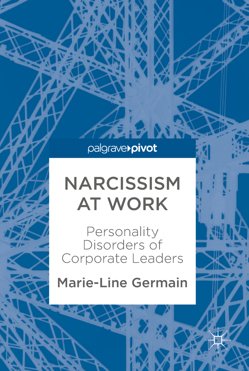 Germain, Marie-Line - Narcissism at Work, ebook