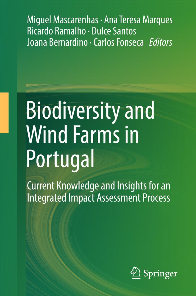 Bernardino, Joana - Biodiversity and Wind Farms in Portugal, ebook
