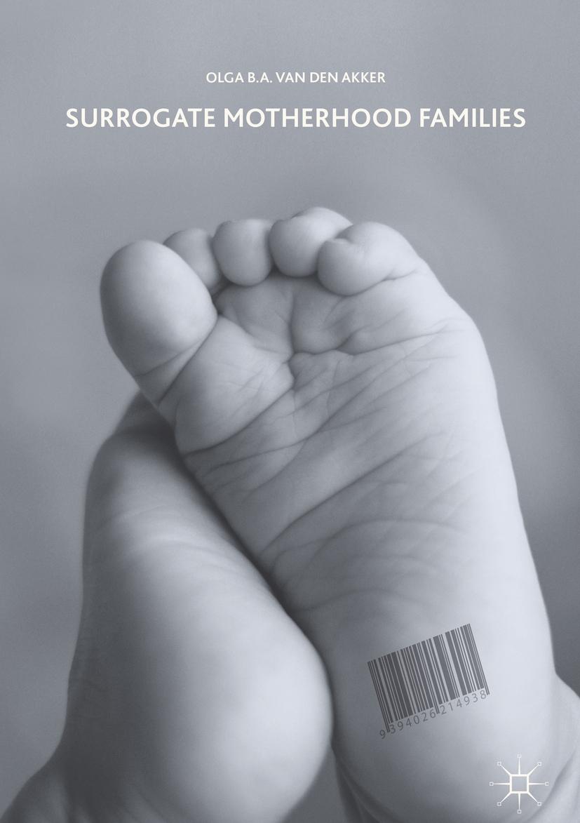 Akker, Olga B.A. van den - Surrogate Motherhood Families, e-bok